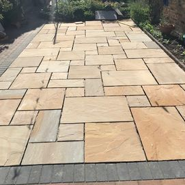 Paving in Surrey